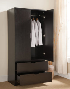 Cambridge Wardrobe - White