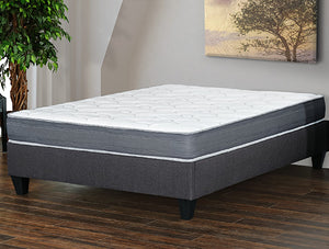 "Elegant 8"" Memory Foam Mattress"