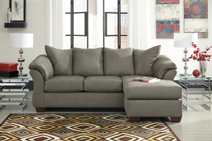Basics Design Sofa Chaise - Multiple Colors