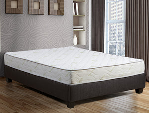 "Fermo 8"" Poly Foam Flippable Mattress"