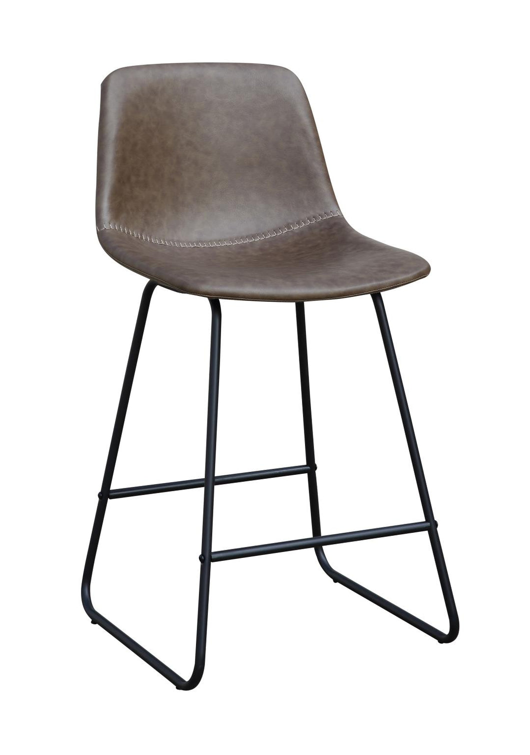 Essex Brown Counter Height Stool