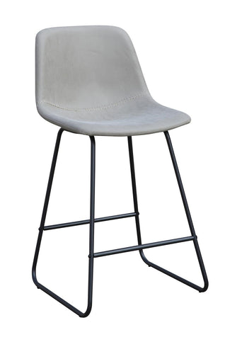 Essex Gray Counter Height Stool