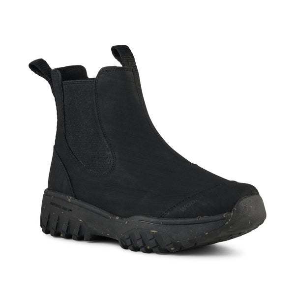 WODEN Magda Rubber Track Boot  Boots 020 Black