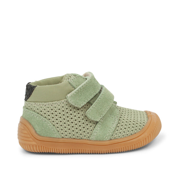 WODEN KIDS Tristan Baby Sneakers 306 Dusty Olive