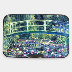 Monet - Water Lily Pond & Japanese Bridge