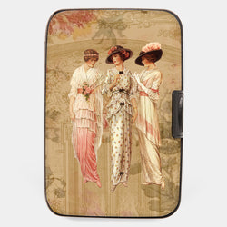 Decoupage Victorian Ladies
