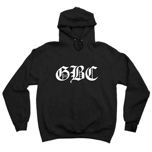 GOTHBOICLIQUE - Embroidered Logo Hoodie