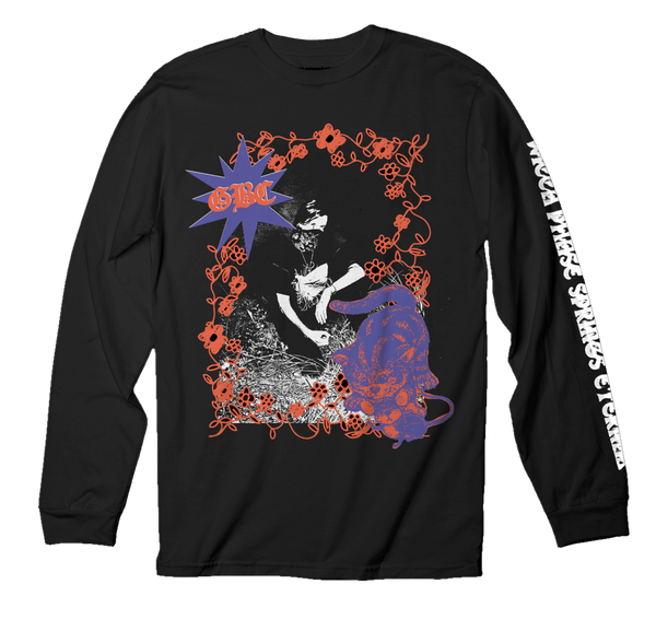 WICCA PHASE SPRINGS ETERNAL - Adam and Friends Long Sleeve T-Shirt