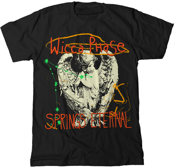 WICCA PHASE SPRINGS ETERNAL - A Moment in Time T-Shirt