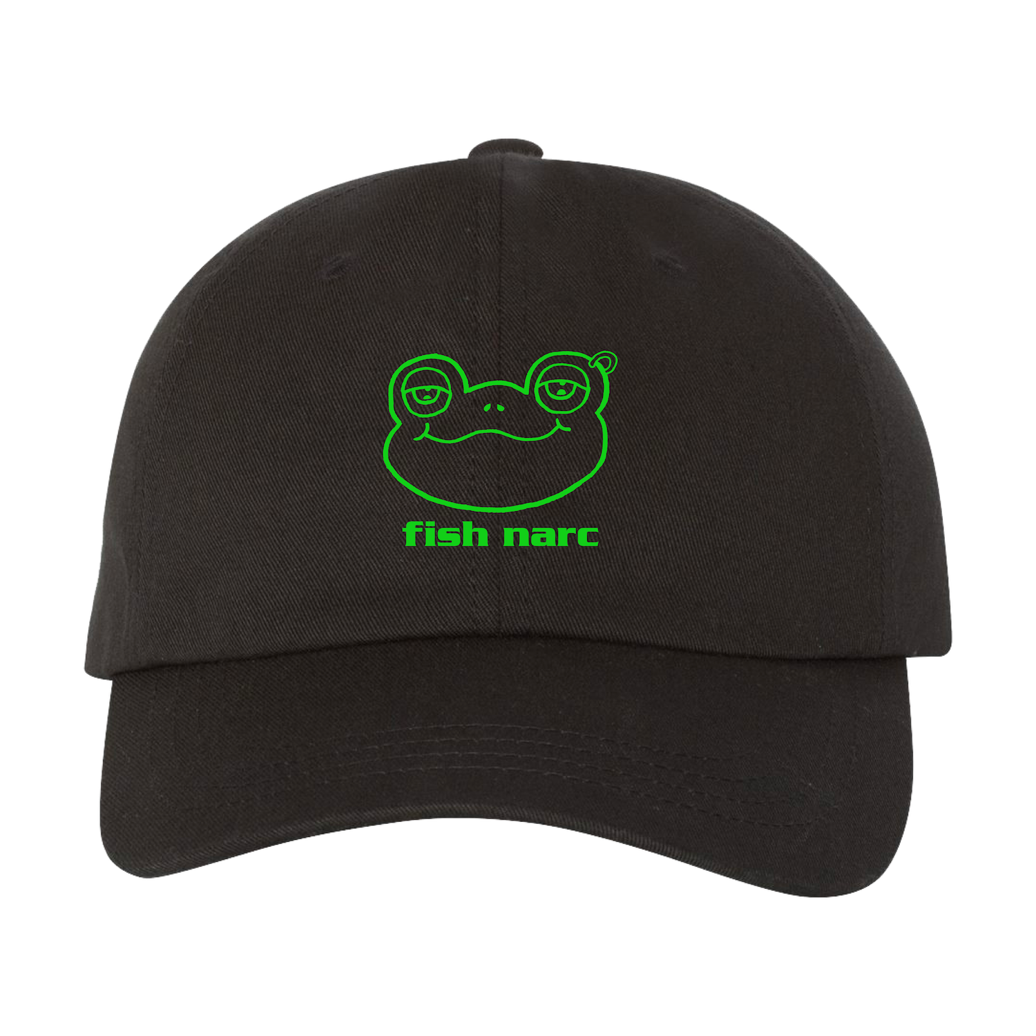 FISH NARC - Frogsong Hat