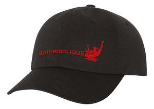 "GOTHBOICLIQUE - ""Fallen Angel"" Hat"