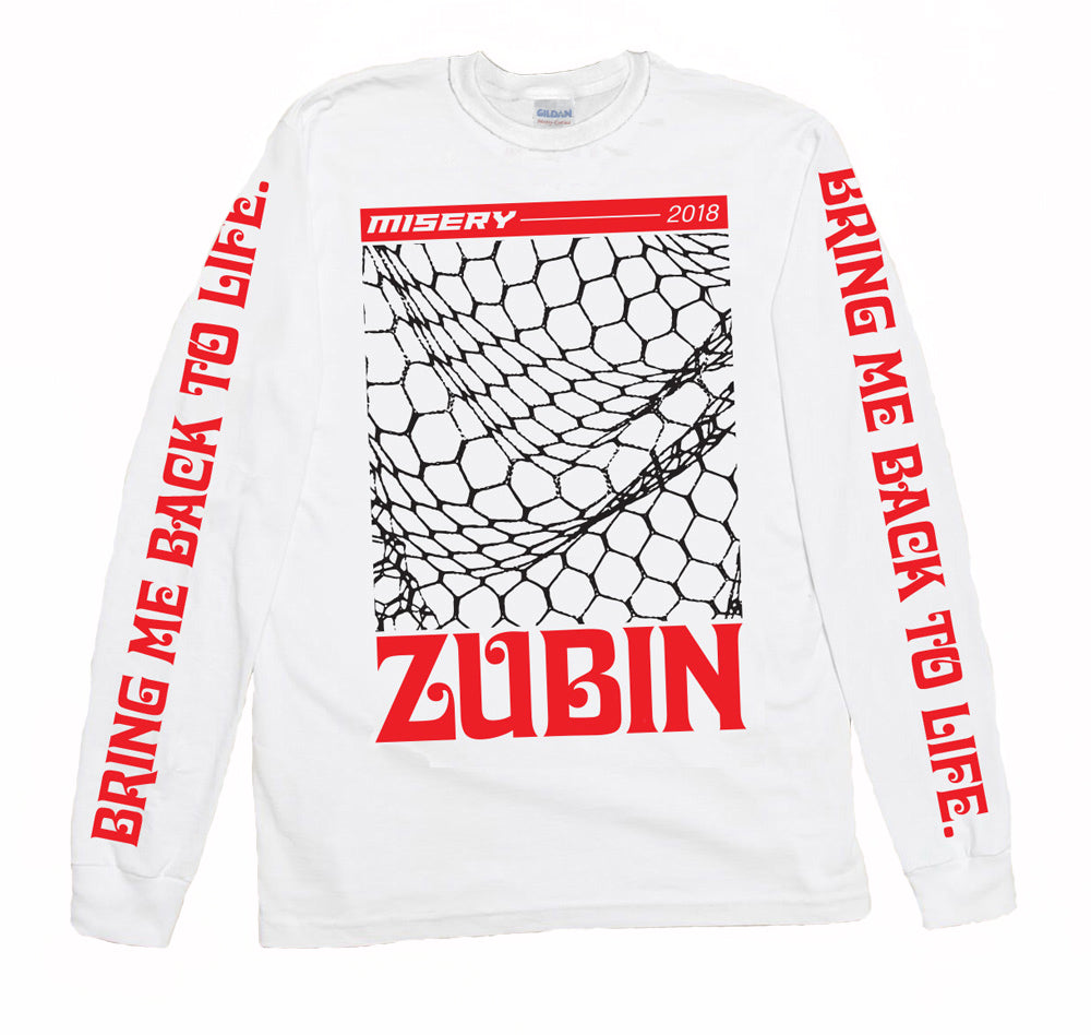 "Zubin - ""BMBTL"" Long-Sleeve"