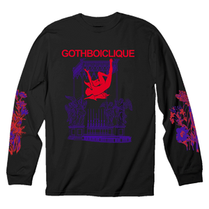 "GOTHBOICLIQUE - ""Fallen Angel"" Long Sleeve Shirt"