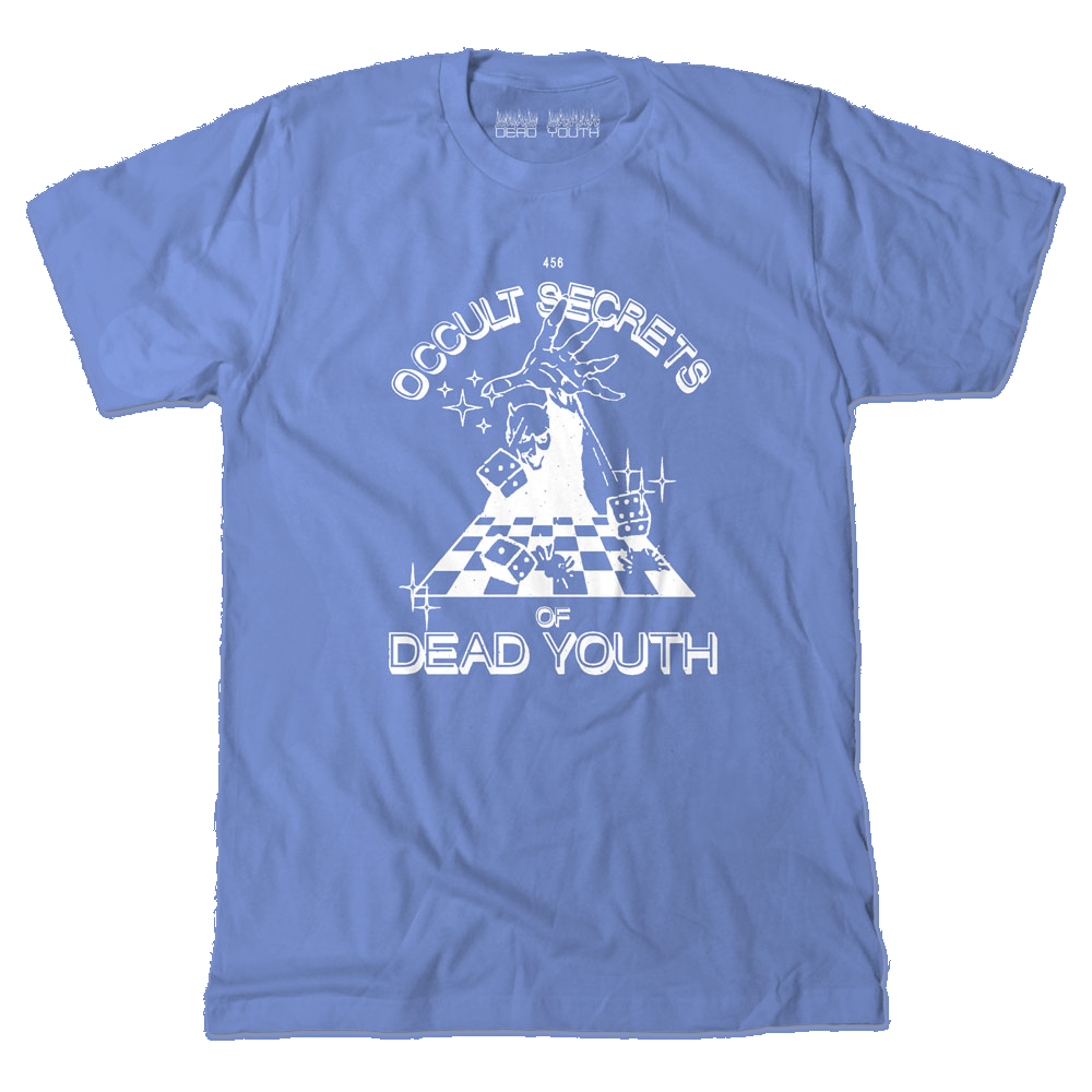 "Dead Youth - ""Occult Secrets"" T-Shirt"