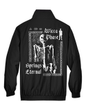 WICCA PHASE SPRINGS ETERNAL - Crypt Keeper Fleece-Lined Jacket