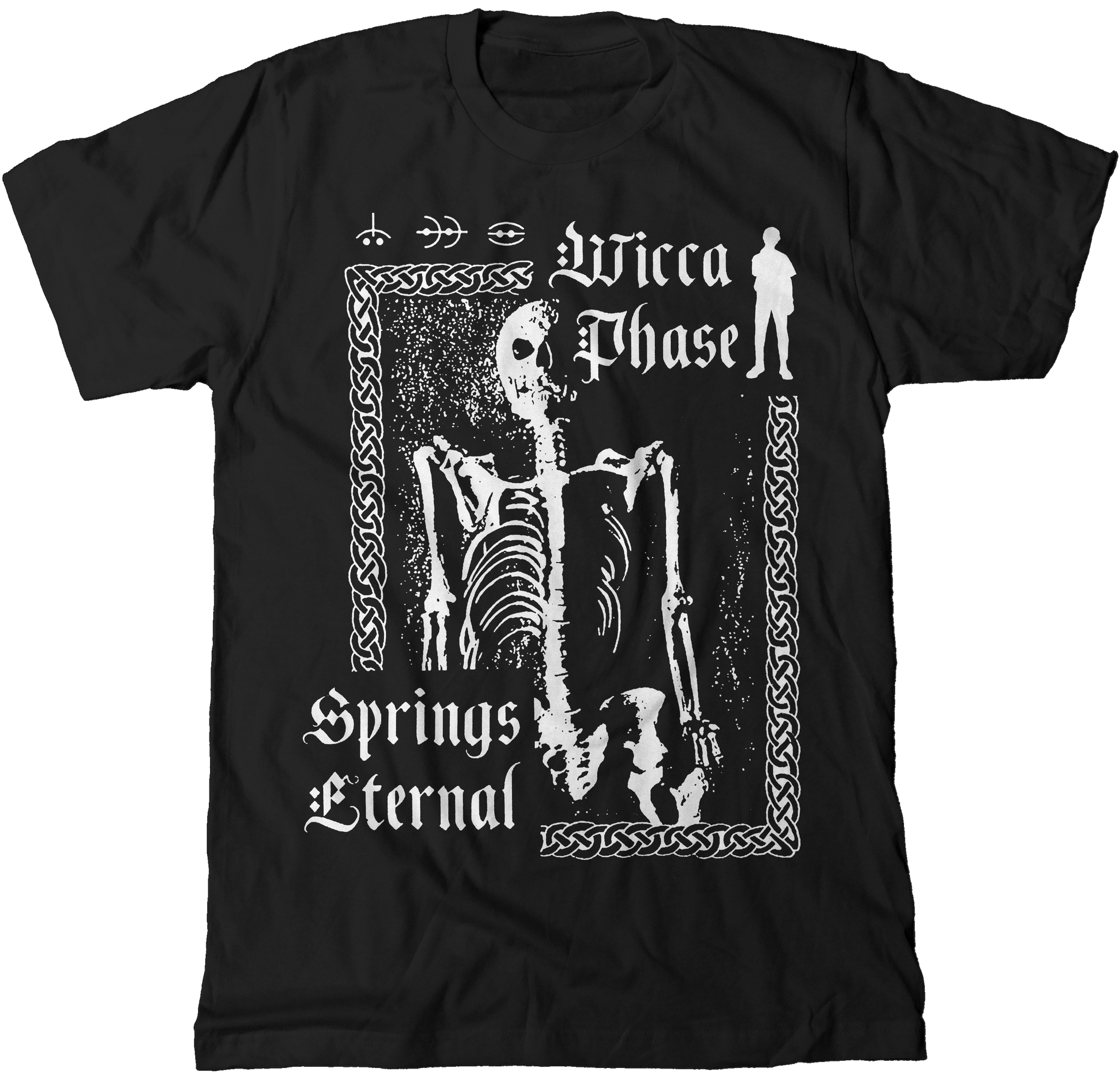 WICCA PHASE SPRINGS ETERNAL - Crypt Keeper T-Shirt
