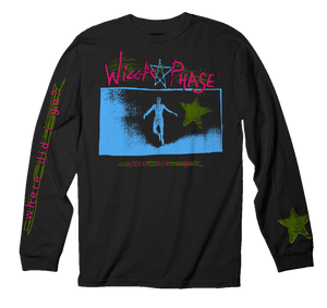 WICCA PHASE SPRINGS ETERNAL - Star Walker Long Sleeve T-Shirt