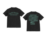 "Have Heart - ""Boston Straight Edge"" T-Shirt  - Green on Black"