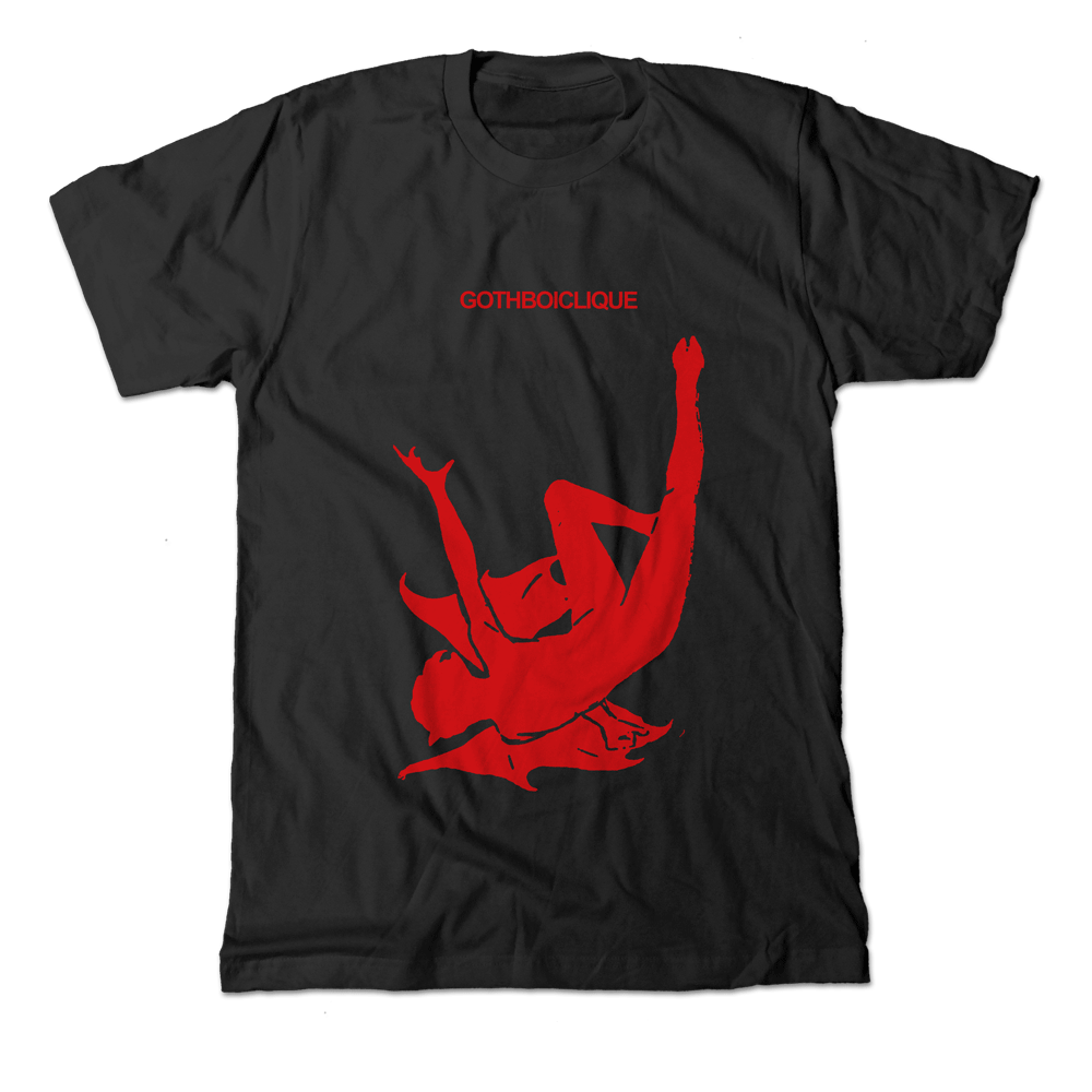 "GOTHBOICLIQUE - ""Angel"" T-Shirt"