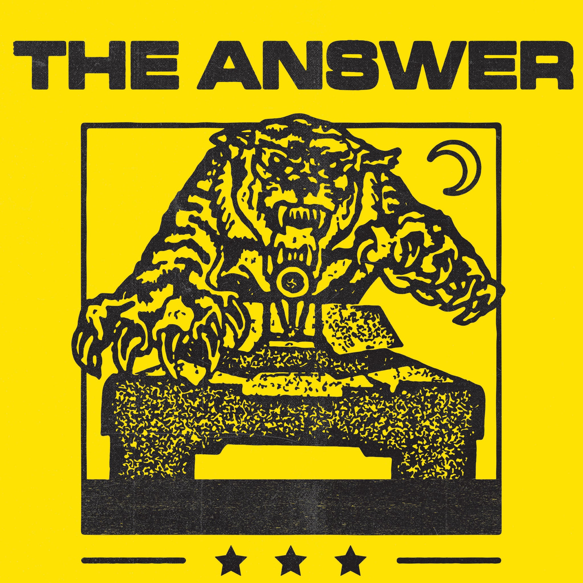 "The Answer - Demo 2019 7"" *Preorder Ships by October 26*"