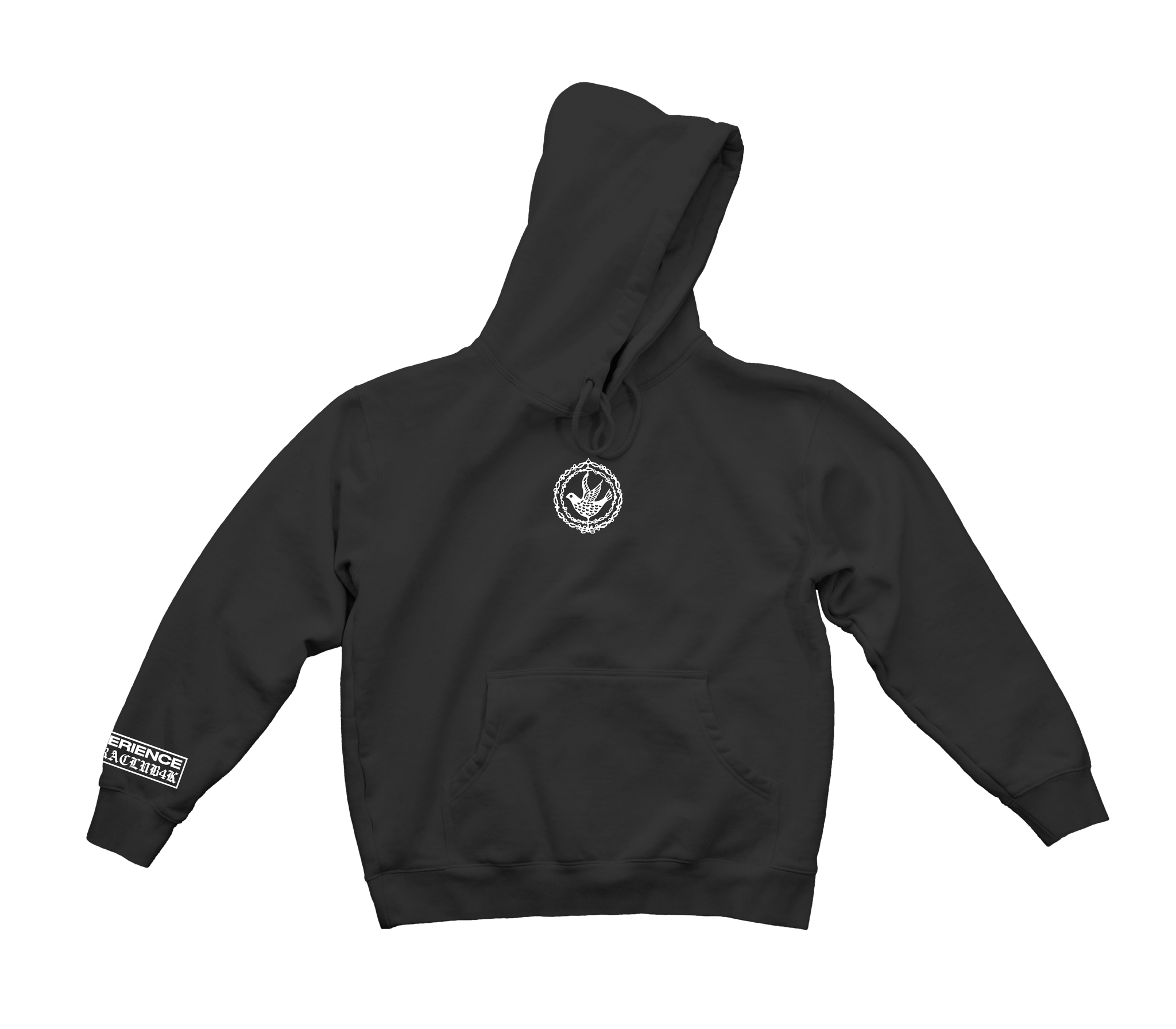 "ULTRACLUB4K - ""Hardcore Forever"" Hooded Sweatshirt *PREORDER*"