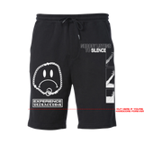 "ULTRACLUB4K - ""Hardcore Forever"" Cotton Shorts"