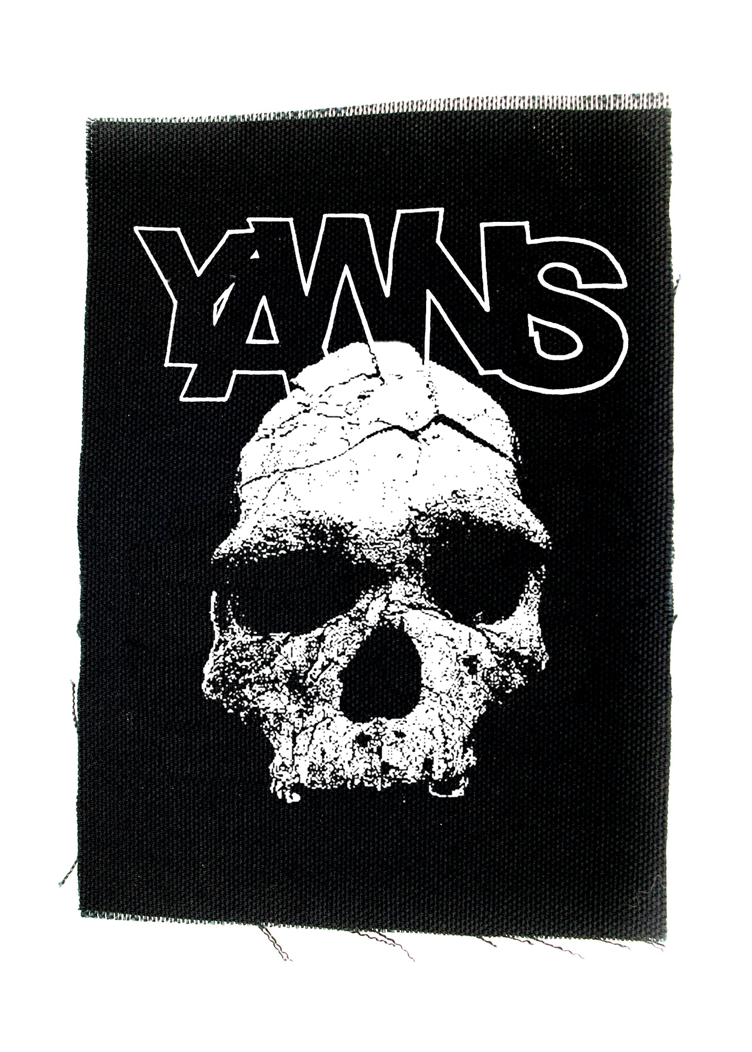 "YAWNS - ""Skull"" Patch"
