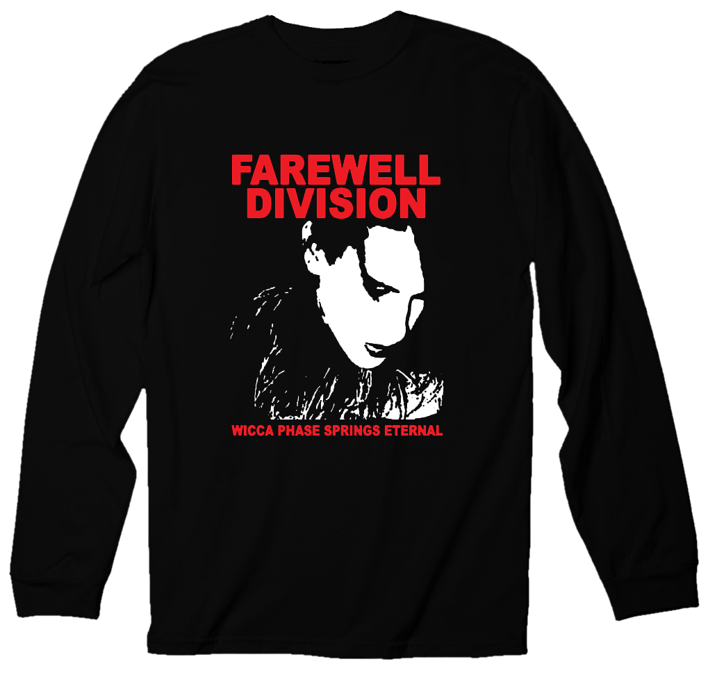 WICCA PHASE SPRINGS ETERNAL x FAREWELL DIVISION - Sleep Tight Long Sleeve T-Shirt