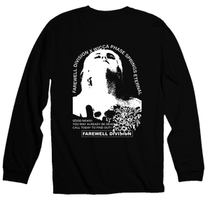 WICCA PHASE SPRINGS ETERNAL x FAREWELL DIVISION - Call Today to Find Out Long Sleeve T-Shirt