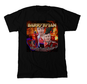 BARRY DYLAN SHIRT *PREORDER*