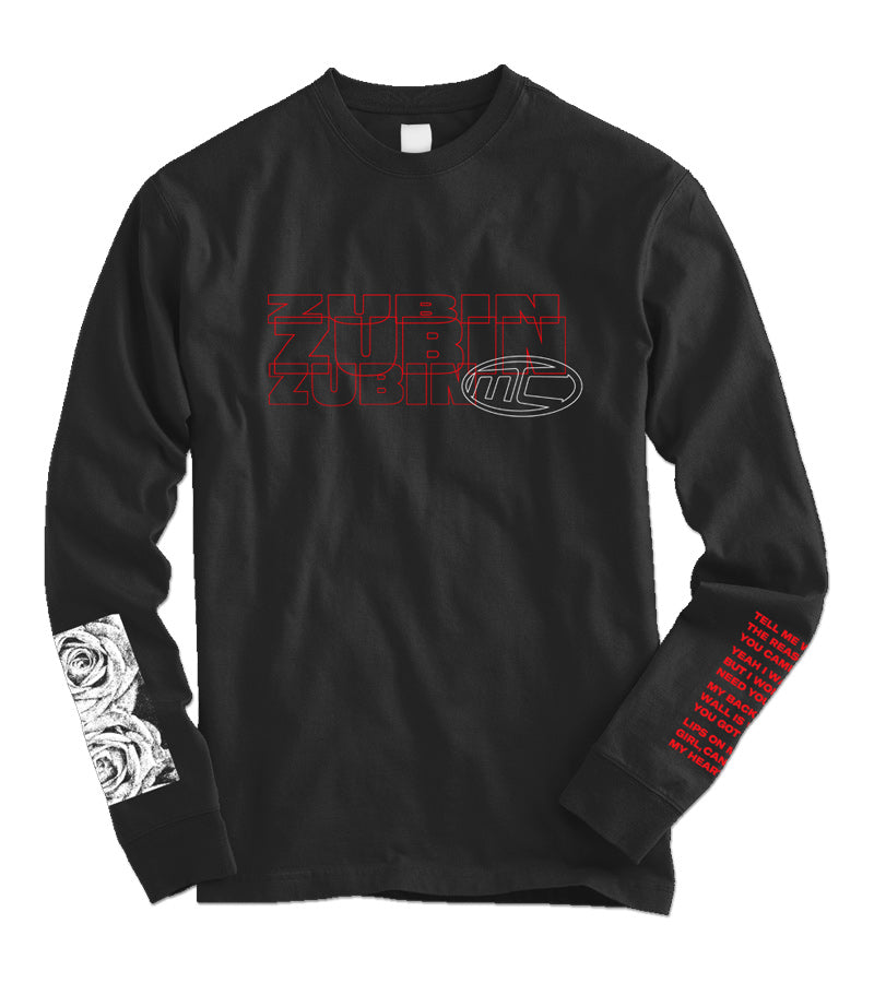 "Zubin - ""Misery"" Long-Sleeve"