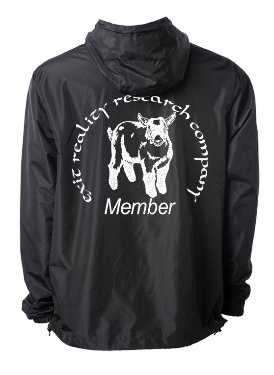 COLD HART - Exit Reality Research Company Windbreaker