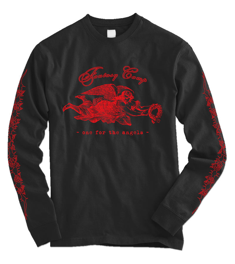 "Fantasy Camp - ""Angel"" Long-Sleeve"