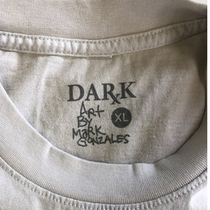 "Dark Medicine x Mark Gonzales ""Black"""