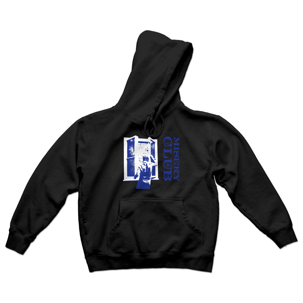 "MISERY CLUB - ""Lost Inside The Night"" Hooded Sweatshirt"