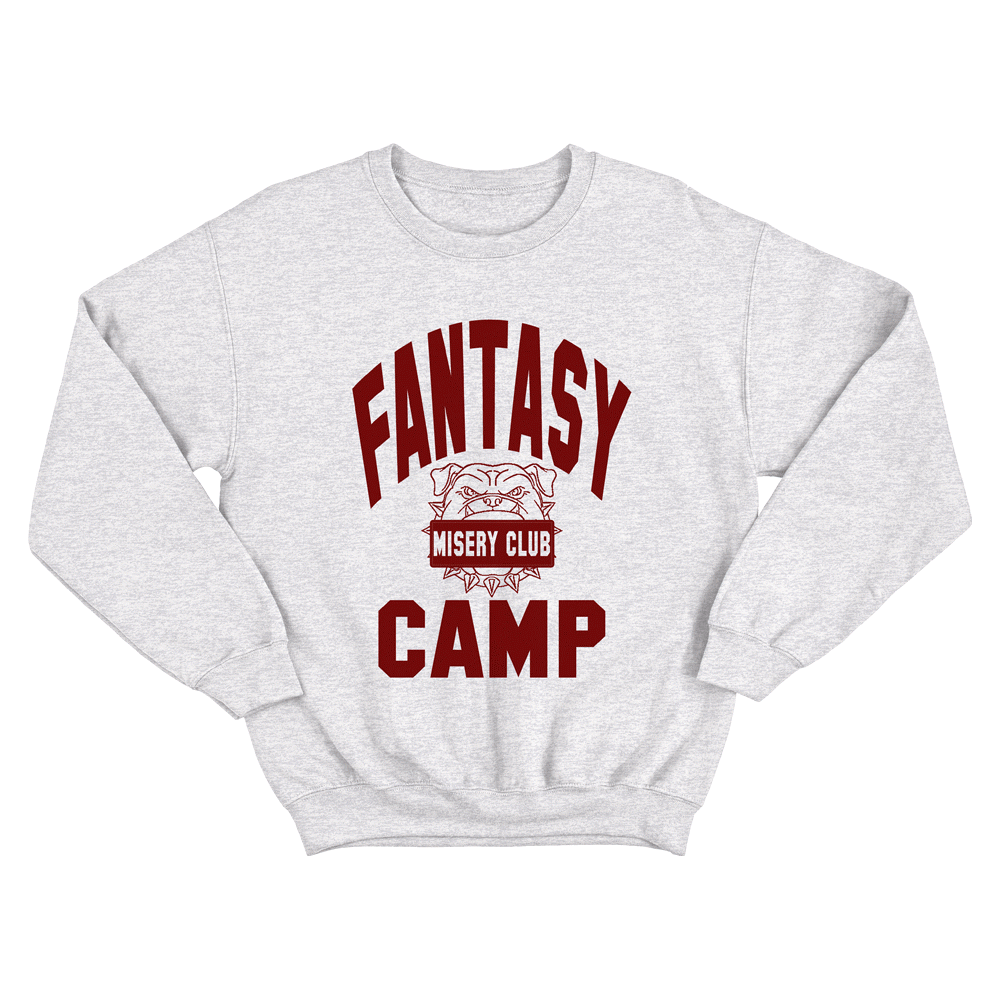 "Fantasy Camp - ""Varsity"" Crew Neck Sweatshirt"