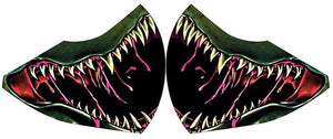 COLD HART - Tyrannosaurus Face Mask *SHIPS MAY 28th*