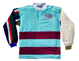 ONE STEP CLOSER - Cut and Sew Rugby Polo