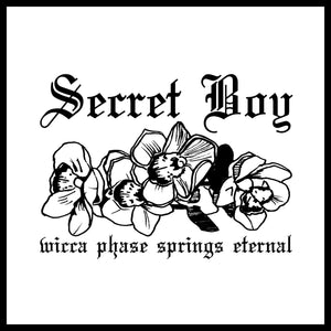 Wicca Phase Springs Eternal - Secret Boy