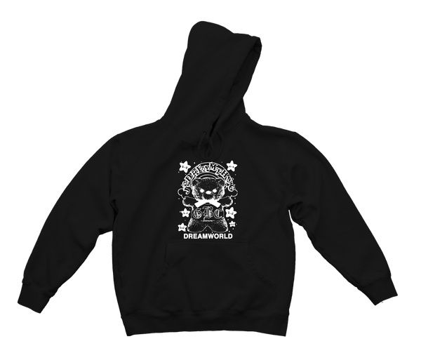 JPDREAMTHUG - Dream World Pullover Hooded Sweatshirt