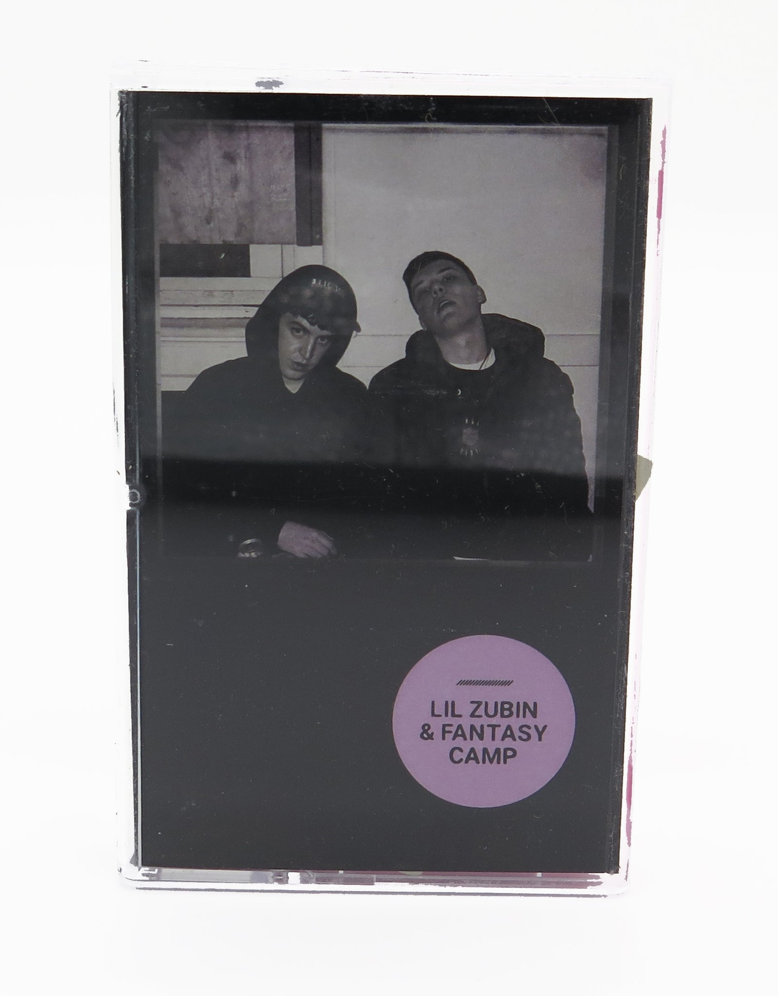 "Fantasy Camp and Zubin - ""Another Heart 2 Break"" Tape"