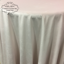 Load image into Gallery viewer, Luxe Velvet Tablecloth Blush