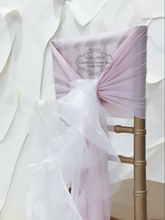 Load image into Gallery viewer, White Organza Large Ruffles