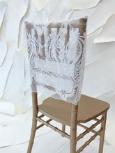 Load image into Gallery viewer, French Damask Chiavari Cap