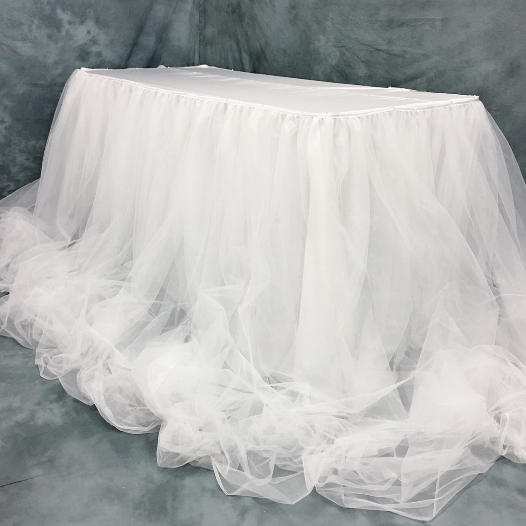 Valerie's Tulle Skirting
