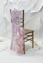 Load image into Gallery viewer, Large Blush Satin & Organza Ruffles
