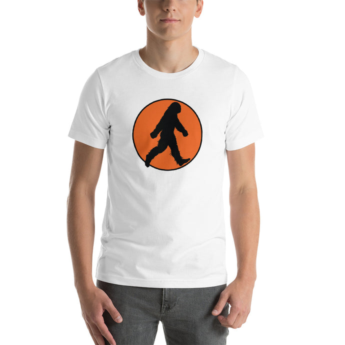 The Bigfoot Central Short-Sleeve Unisex T-Shirt