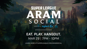 ARAM SOCIAL MARCH 29TH