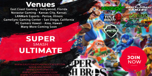 Global Smash Ultimate Weeklies & Events