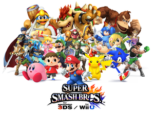 Final Smash 4 Tournament 12/01/2018